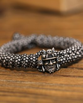 Winter Fashion Male Jewelry Viking Bracelet