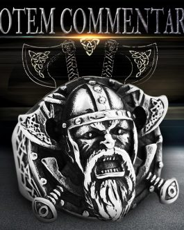 Adogeo 316L Stainless Steel Shield Axe Viking Men Ring Odin High Quality Amulet Pagan Punk Ring Charm Jewelry