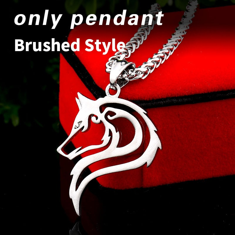 Brushed only pendant